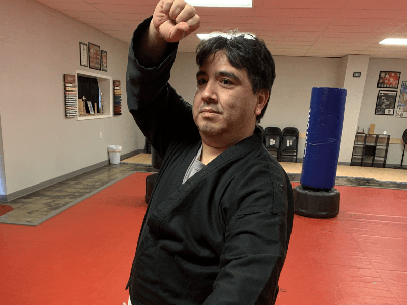 Adult Martial Arts in Hope